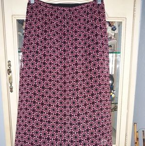 Crofts & Barrow Beautiful skirt